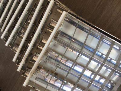 Save Money on Office Lighting with LED Panels old fittings